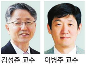 공학한림원 정회원에 김성준·이병주